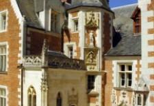 Château du Clos Lucé : la maison de retraite de Léonard