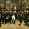 Bicentenaire des Adieux de Napoléon à Fontainebleau le 20 avril