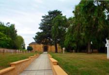 La Halle du Souvenir Allemand de Gravelotte