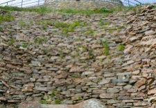Jersey : le dolmen de la Hougue Bie