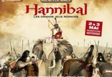 Nîmes : spectacle Grands jeux romains