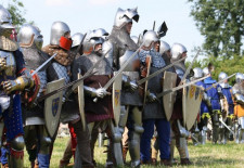 Fête médiévale d'Azincourt