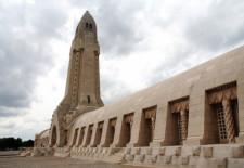 Ossuaire de Douaumont,  symbole de la bataille de Verdun