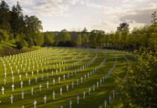 Memorial Day 28 mai 2017 cimetière américain Aisne-Marne