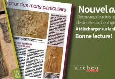 Archéo, fouilles chartraines