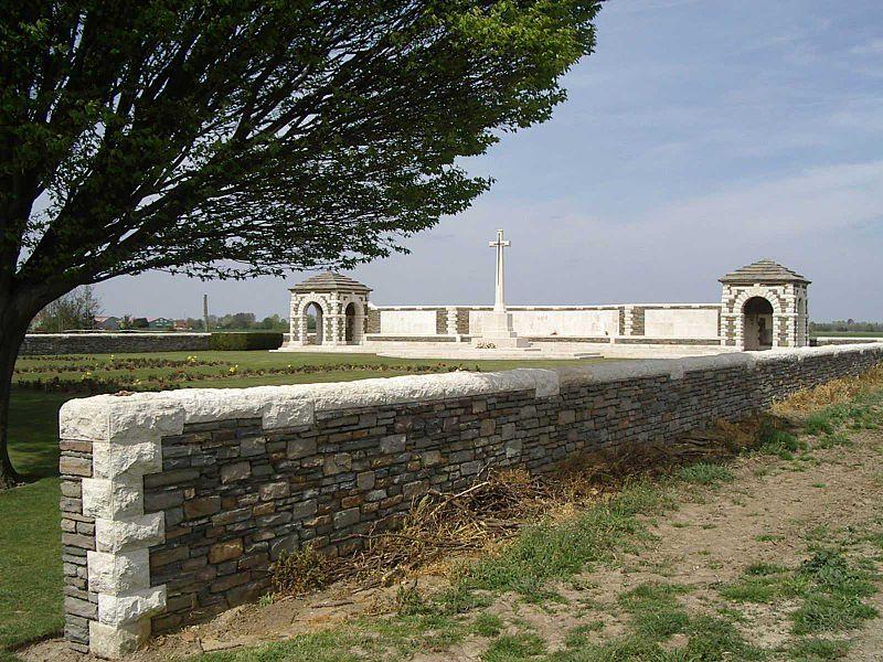 cimetière militaire australien ©balades-historiques.com