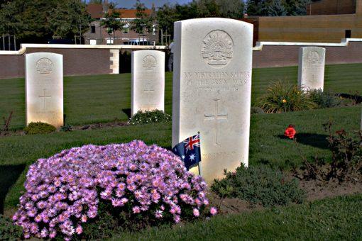 Pheasant Wood, Fromelles, cimetière militaire australien, premiere guerre mondiale, Pas-de-Calais, balade historique, www.balades-historiques.com