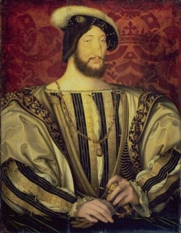 francois Ier, Francois 1er, 1515, balade historique, balades-historiques.com