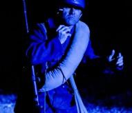 des flammes à la lumière, connaissance de la Meuse, poilu, verdun 1916,  téléphone de campagne christophe courau, www.balades-historiques.com, balade historique