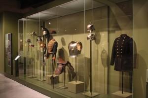 uniformes militaires, guerre de 1870, Gravelotte, Musée de la guerre de 1870, christophe courau, www.balades-historiques.com, balade historique