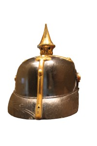 casque a pointe, musee de la guerre de 1870, gravelotte, Christophe Courau,balade historique, www.balades-historiques.com