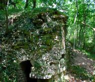 Forêt Verdun, fort de Souville, 1916, christophe courau, www.balades-historiques.com