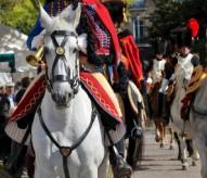 Hauts de Seine. Rueil -Malmaison (92). Jubilé Impérial Napoléon et Joséphine à Rueil-Malmaison, balade historique, www.balades-historiques.com, ©Eric Beracassat