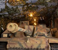 char allemand, seconde guerre mondiale, jersey war tunnels, Eric Beracassat, Jersey, balade historique, www.balades-historiques.com