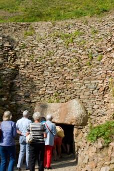 Jersey, hougue Bie, dolmen, tumulus, néolithique, Eric Beracassat, balade historique, www.balades-historiques.com
