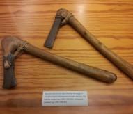 Jersey, hougue bie, musee archeologie, hache de bronze, christophe courau, balade historique, www.balades-historiques.com