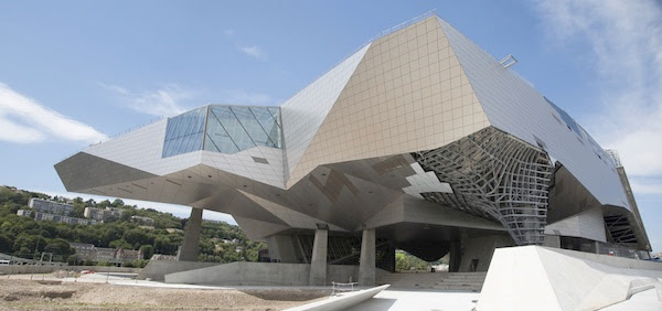 musee des confluences, architecture Lyon, balade historiques, www.balades-historiques.com