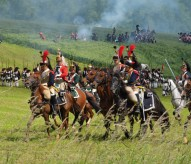 cavalerie, napoleon, waterloo, bicentenaire de Waterloo, balade historique, www.balades-historiques.com, reconstitueurs