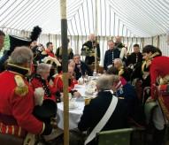bataille de Waterloo, reconstitution, waterloo 2015, bicentenaire de waterloo, balade historique, www.balades-historiques.com