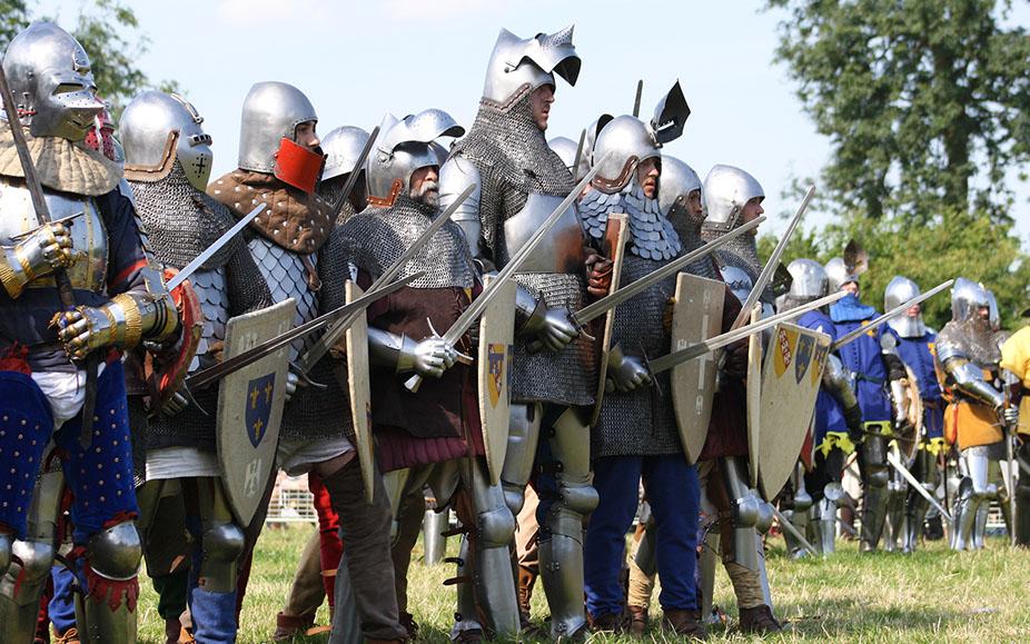 balade historique, www.balades-historiques.com, Azincourt, guerre de cent ans
