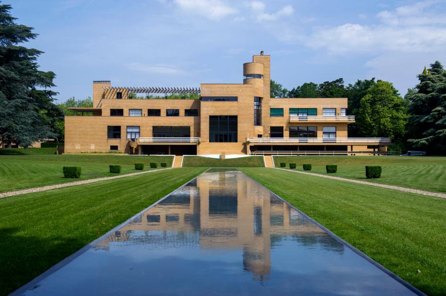 villa Cavrois, mallet stevens, croix, Architecture, balade historique, www.balades-historiques.com
