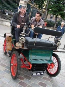 voiture ancienne, 24 tours de Rambouillet, balade historique, www.balades-historiques.com,