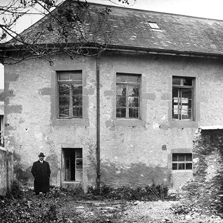 Joseph Opinel, 1915, coutellerie Opinel, Chambéry, balade historique, www.balades-historiques.com
