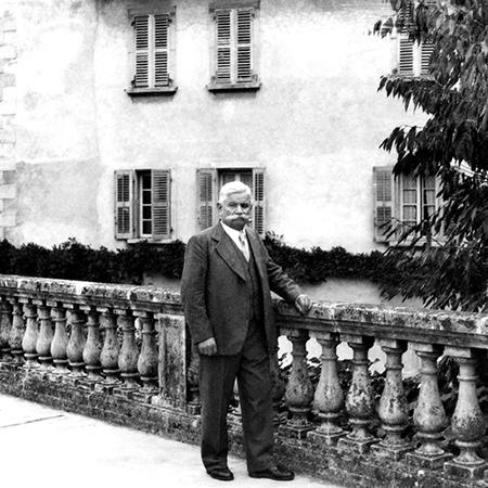 Joseph Opine, fondateur marque Opinel, 1960, balade historique, www.balades-historiques.com
