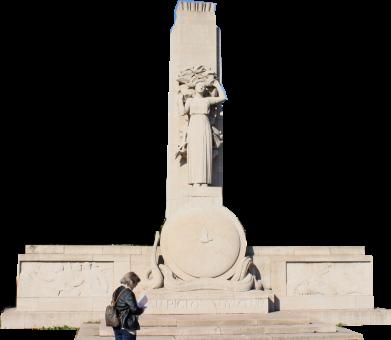 Lille, monument colombophile, premiere guree mondiale 1914-1918, balade historique, www.balades-historiques.com