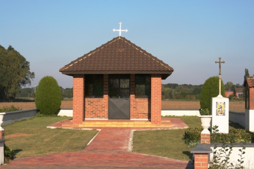 Chapelle Notre Dame de fatima, cimetière militaire portugais, première guerre mondiale, balade historique, www.balades-historiques.com, christophe courau