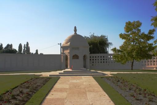 neuve-chapelle, monument Indien, première guerre mondiale, troupes indiennes, balade historique, www.balades-historiques.com
