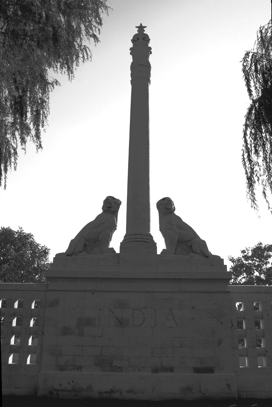 monument indien, neuve chapelle, balade historique, www.balades-historiques.com