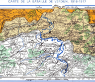 carte bataille verdun, 1916, balade historique, www.balades-historiques.com