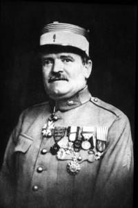 commandant raynal, fort de Vaux, dernier pigeon, balades-historique, www.balades-historiques.com
