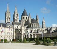 Abbaye-aux-Hommes, Caen, Guillaume le Conquérant, balade historique, www.balades-historiques.com
