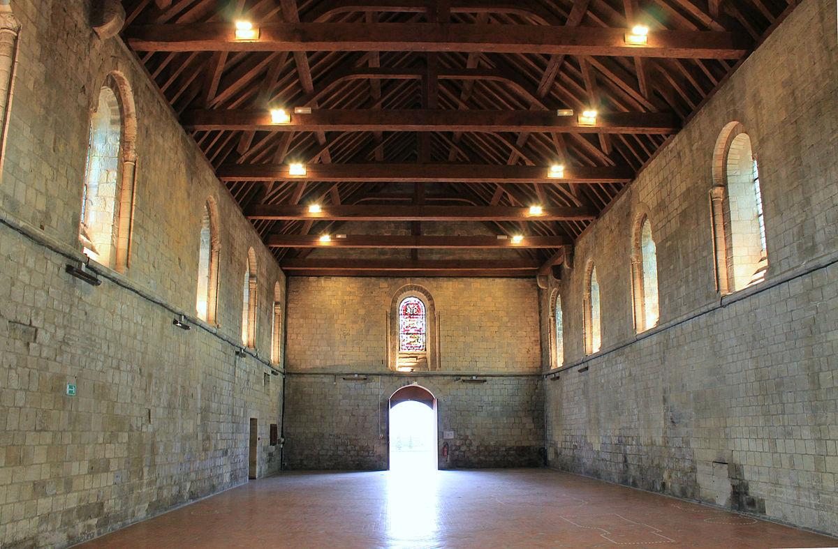 chateau ducal Caen, salle de l'échiquier, Guillaume le Conquérant, 1060, balade historique, www.balades-historiques.com