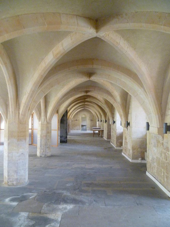 Abbaye aux Hommes, Caean, saale gothique, Guillaume le Conquérant, balade historique, www.balades-historiques.com
