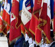 centenaire de la bataille de Verdun, commémoration Verdun, 1916, 2016, drapeaux francais, nécropole Douaumont, balade historique, www.balades-historiques.com Eric Beracassat