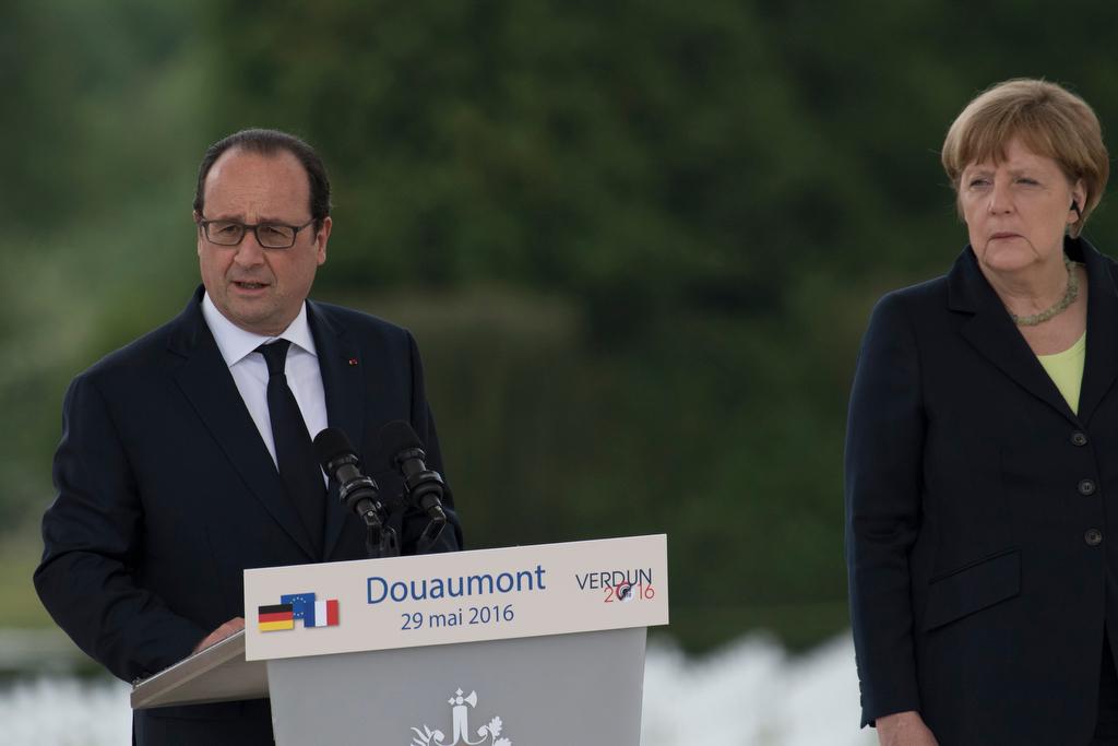 centenaire de la bataille de Verdun, commémoration Verdun, 1916, 2016, Francois Hollande, Angela Merkel, Eric Beracassat, balade historique, www.balades-historiques.com
