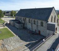 Chateau de Caen, guillaume le conquérant, Normandie, balade hsitorique, www.balades-historiques.com