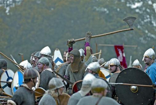 tapisserie de Bayeux, bataille Hasting, 1066, balade historique, www.balades-historiques.com