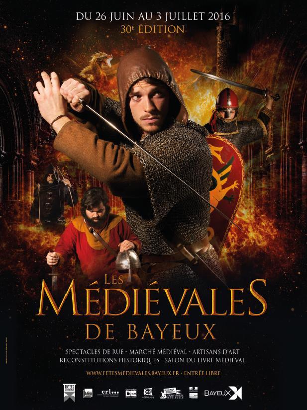 fêtes médiévales de bayeux, 2016, Bayeux, Balade historique, www.balades-historiques.com