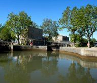 Agde, Herault, canal du Midi, Eric beracassat, balade historique, www.balades-historiques.com