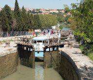 écluses de fonséranes, Canal du Midi, Eric Beracassat, balade historique, www.balades-historiques.com