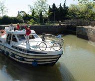 Agde, canal du midi, écluse ronde, Eric Beracassat, balade historique, www.balades-historiques.com
