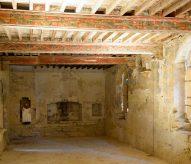 Eric Beracassat, capestang, chateau, plafonds peint, balade historique, www.baladeshistoriques.coms