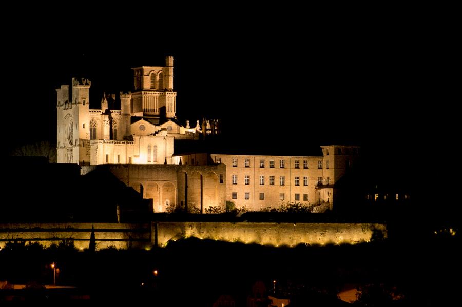 Eric Beracassat, Béziers, cathédrale Saint-Nazaire, canal du Midi, balade historique, www.balades-historiques.com