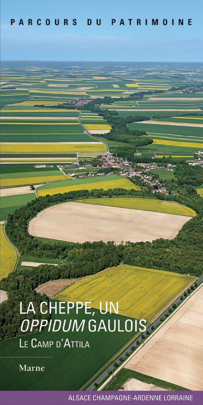 Attila, camp d'Attila, oppidum Gaulois, La Cheppe, Marne, balade historique, www.balades-historiques.com