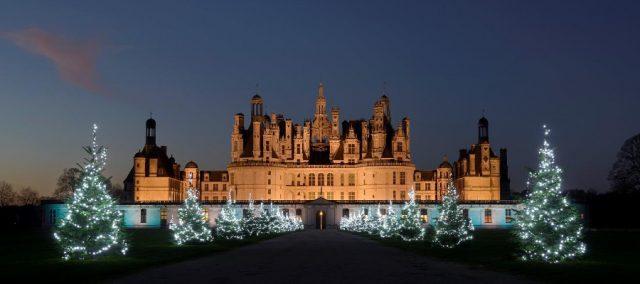 Château de Chambord, Chambord, Château de la Loire, Noël, animations de Noël, balade historique, www.balades-historiques.com