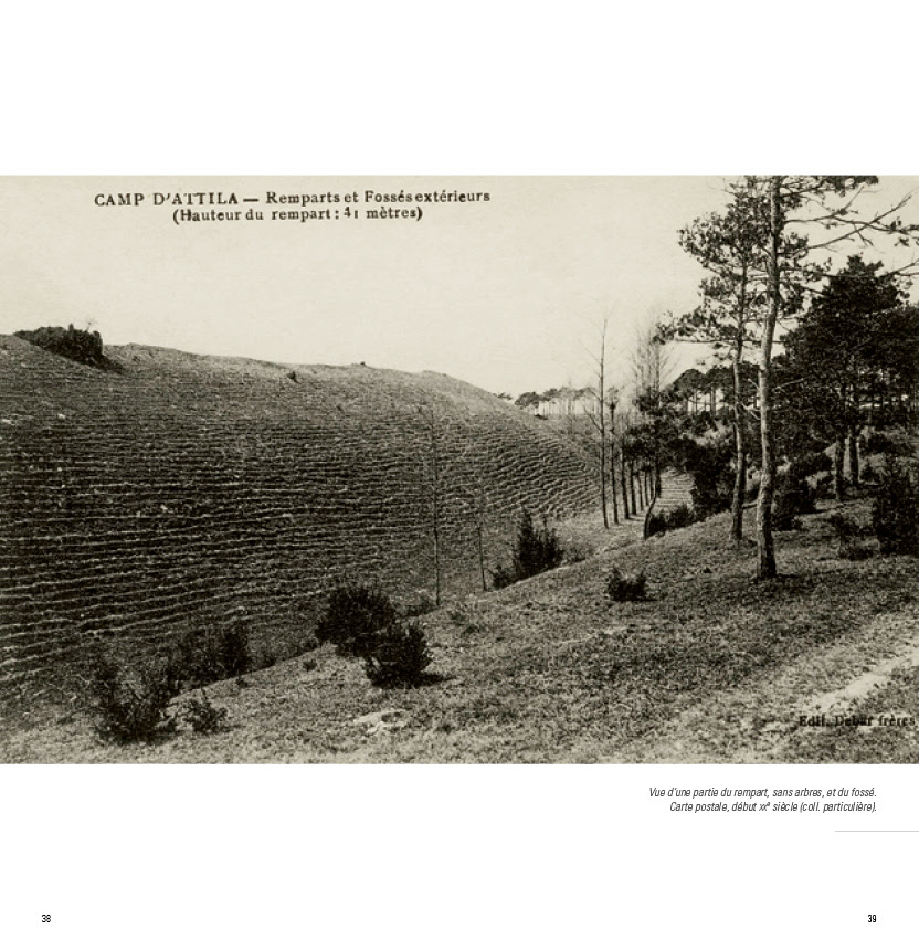 la cheppe. oppidum, gaulois, balades historiques, www.balades-historiques.com